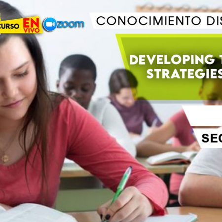 MOD III: Developing teaching strategies part I – Ascenso Inglés 2021