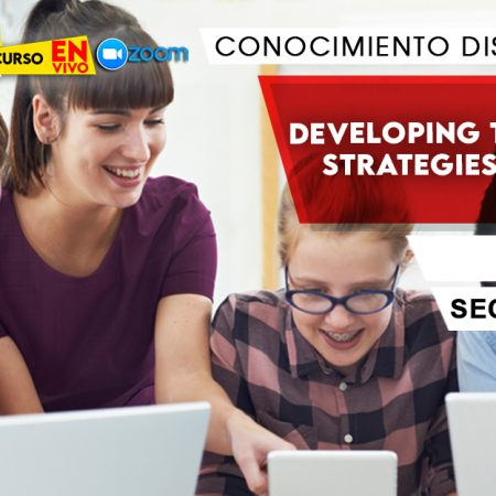 MOD IV: Developing teaching strategies part II – Ascenso Inglés 2021