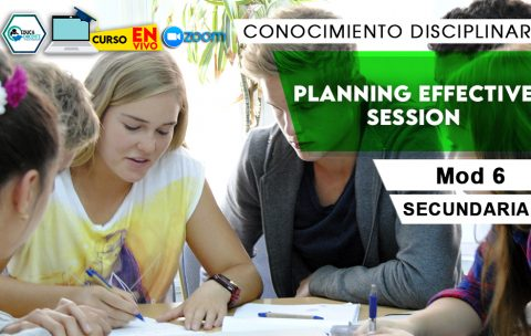 6 Planning effective session